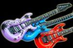 Guitarra Inflable de Party Carnival