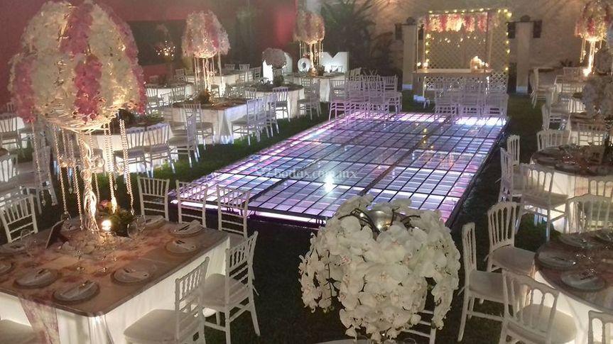 Jard n real eventos for Capitolio eventos jardin