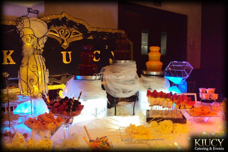 Mesas de postres Kiucy de Kiucy Catering & Events | Foto 51