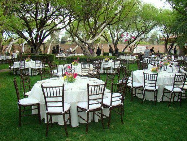 La palapa for Atuendo para boda en jardin