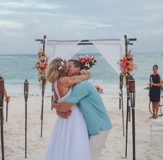 ¡Nos casamos!