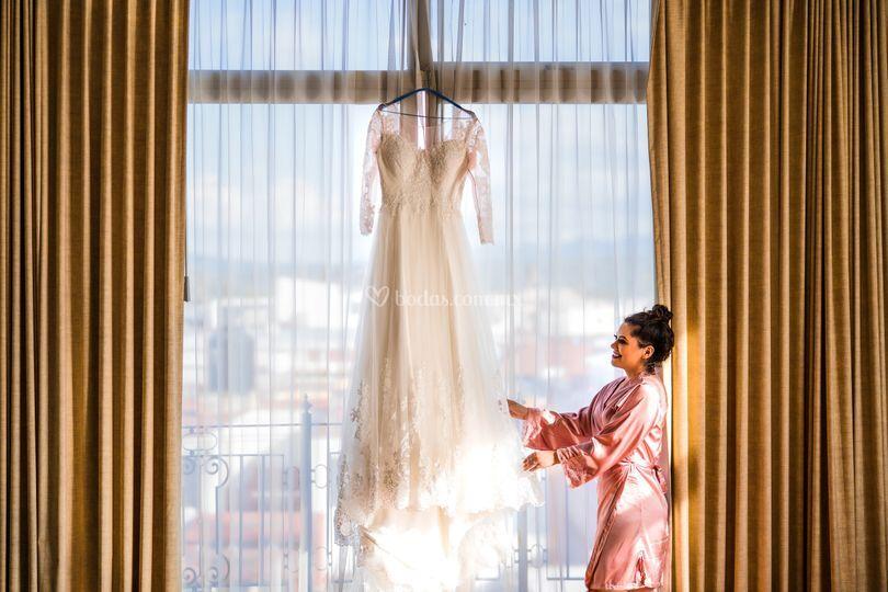 Coberturas de boda