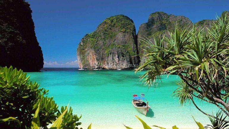 Isla Kho Phi Phi Tailandia