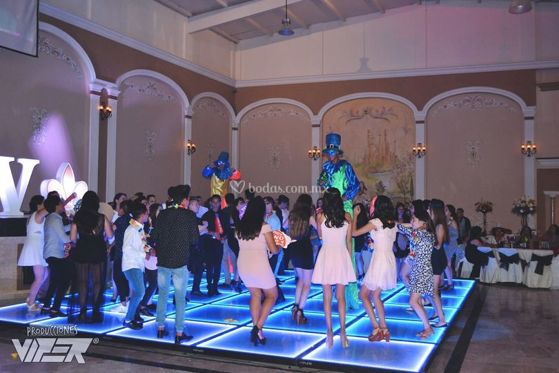 Pista baile