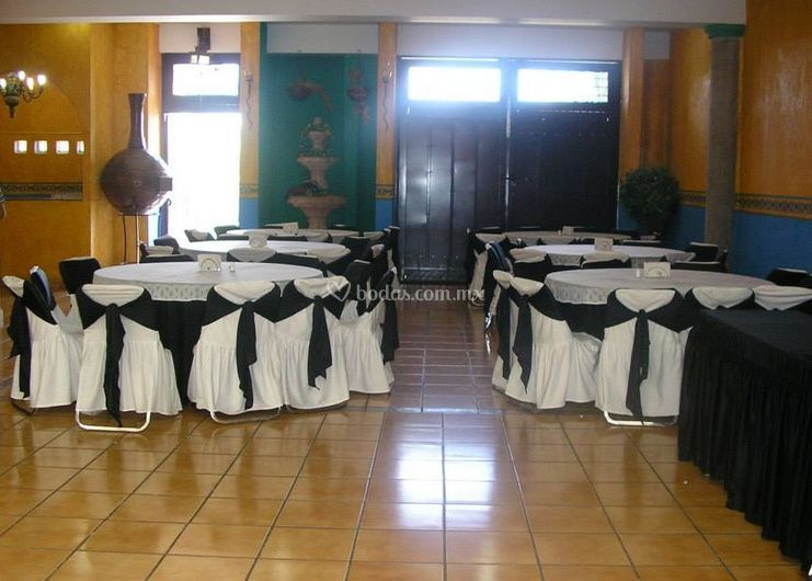 Salón Los Arales