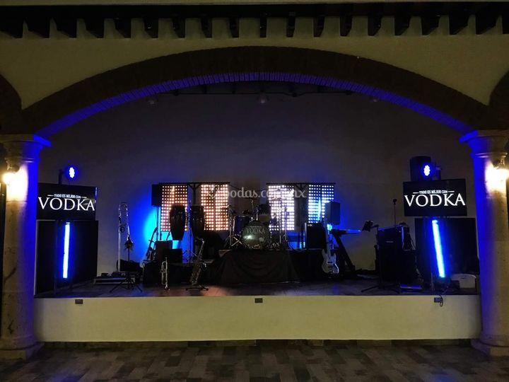 Grupo Musical Vodka