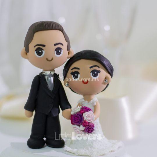 Topper para boda