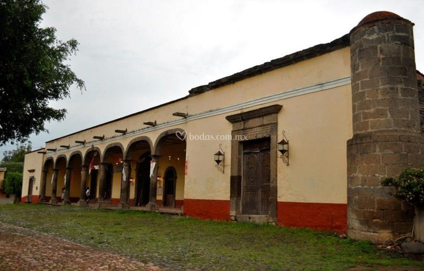 Hacienda La Quemada