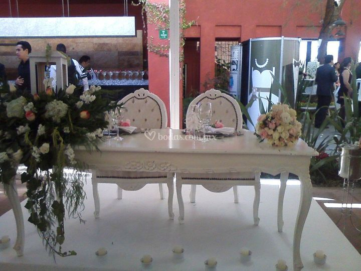 Decoraci�n especial de Eventos Triana