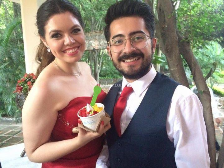 El toque delicioso de tu boda!