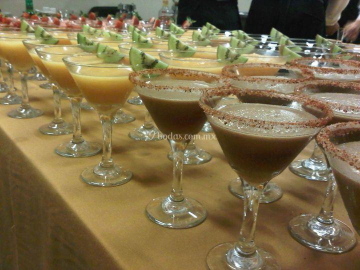 Margaritas sabores
