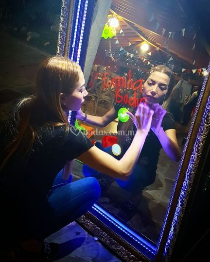 Cabina espejo