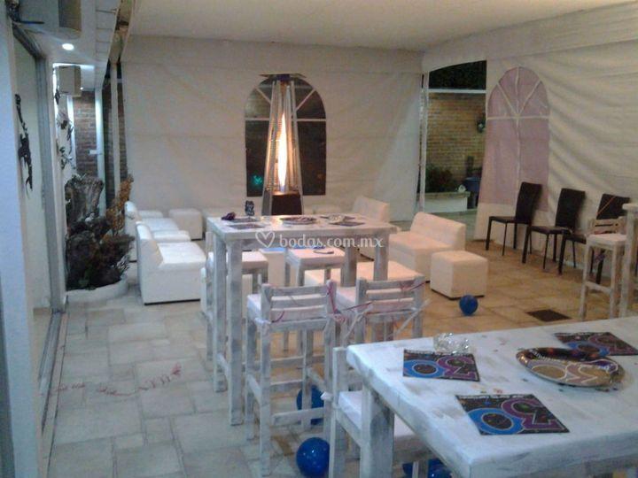 Salas Lounge/ Periqueras
