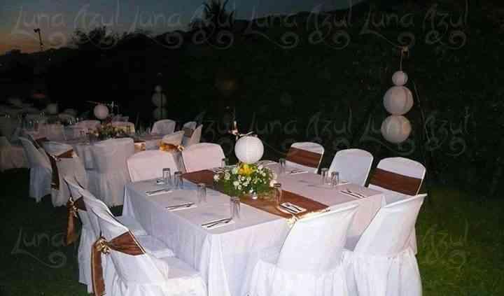 Ambiente clásico para su boda