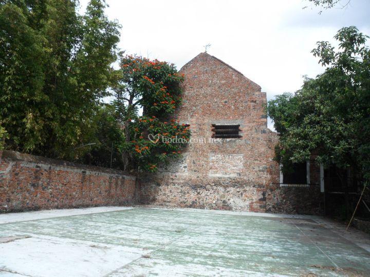 Jardín Ex Hacienda Santa Bárbara