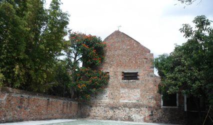 Jardín Ex Hacienda Santa Bárbara 1