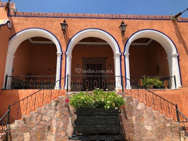 Instalacion Colonial