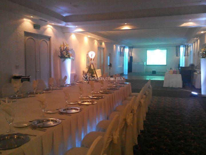 Banquete en imperial 4