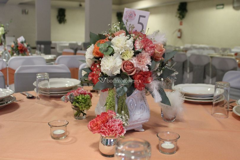 Diseño floral