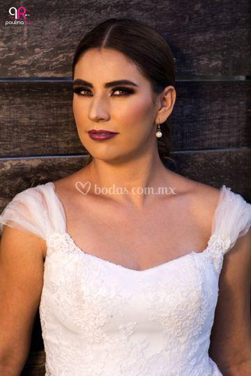 Paulina Rujo Makeup