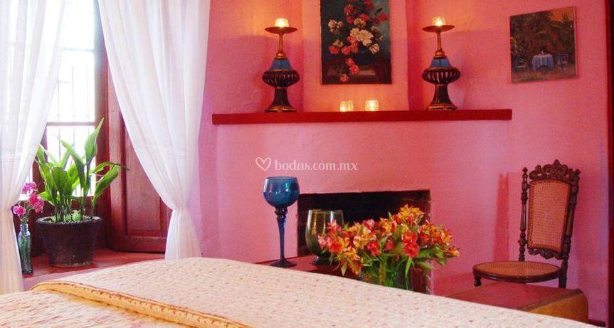 Habitaciones con encanto