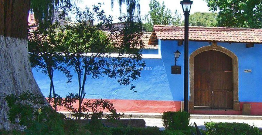 Hotel La Casa Azul