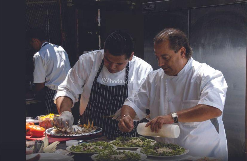 Chef Martin San Roman