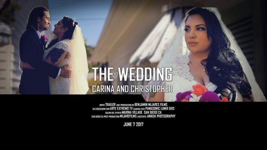 Película de bodas