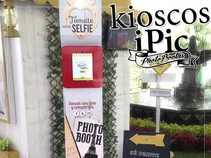 Kioscos iPic
