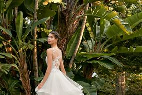 Althea Wedding Dress Saltillo