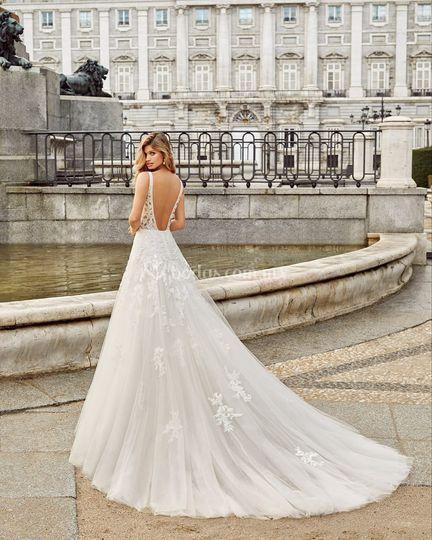 Althea Wedding Dress Saltillo
