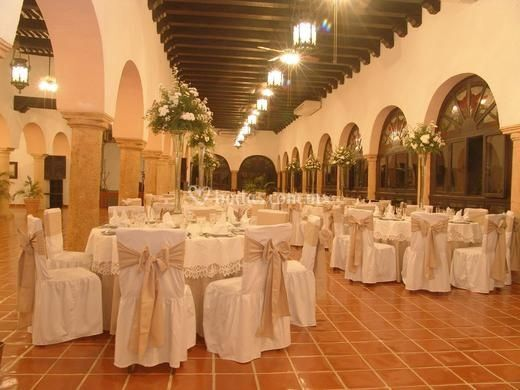 Salón Principal Los Vitrales