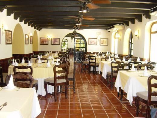 Hacienda teya - Restaurante mi casa valladolid ...