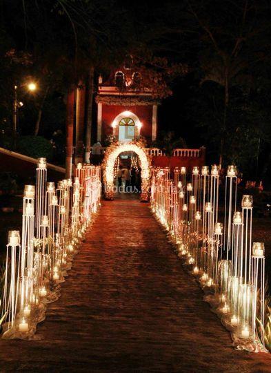 Camino romántico Capilla