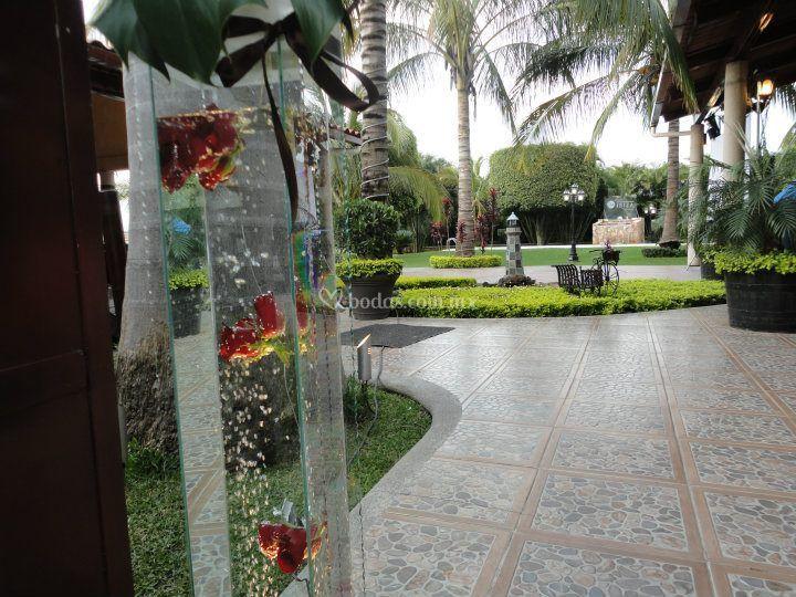 Jard n ibiza island for Jardin villa xavier