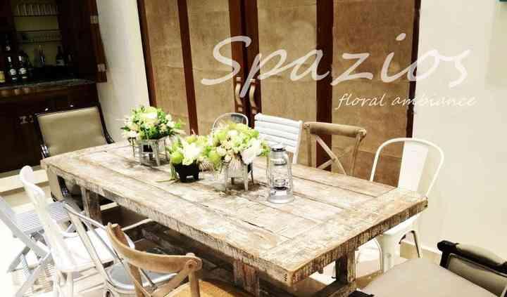 Florería Spazios