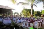 Evento en lago de Jard�n Ibiza Island