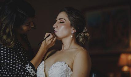 Ali Ramírez, Maquillaje y Peinado