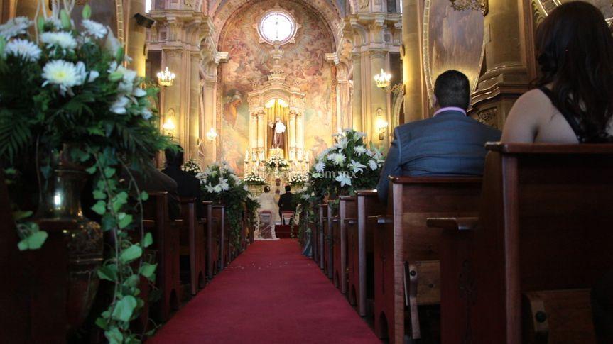 Misa San Antonio