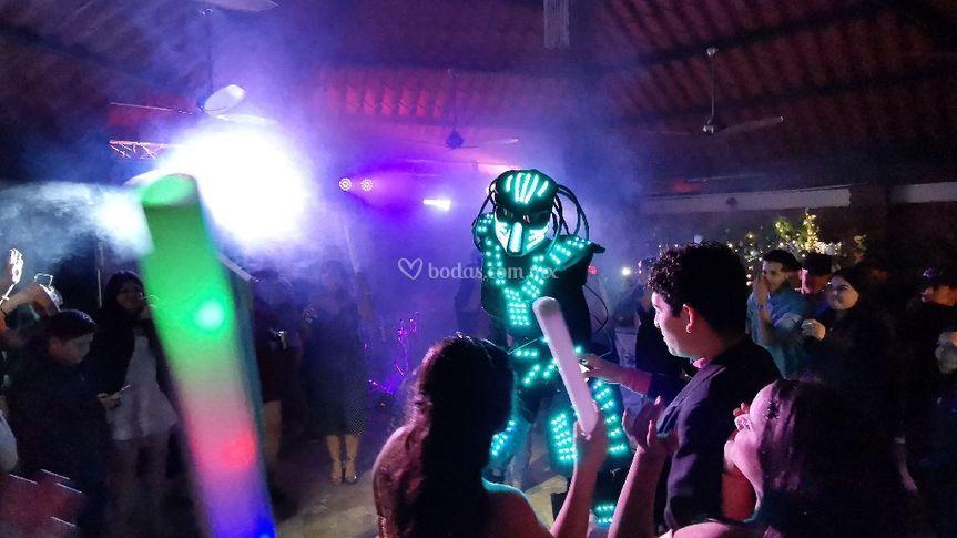 DJ La Disco Obregón