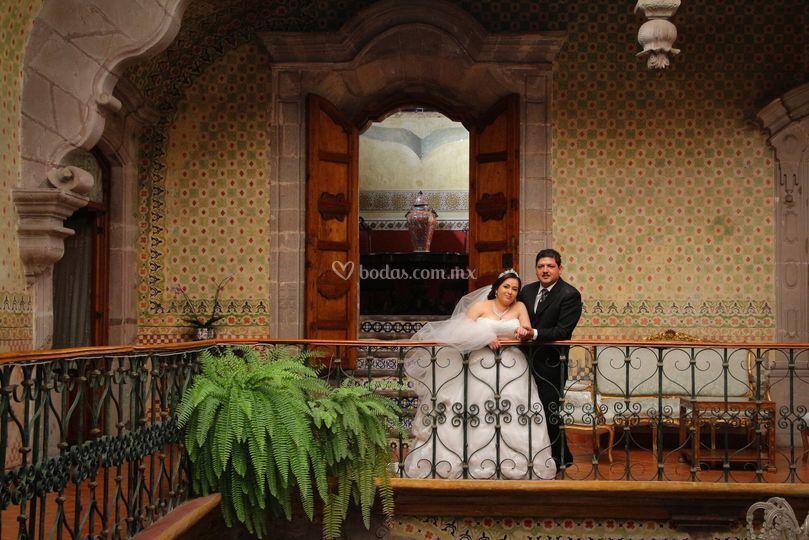 Gerardo y Olga