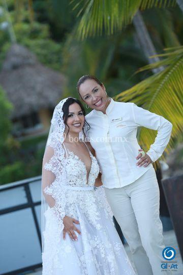 Coordinadora de bodas
