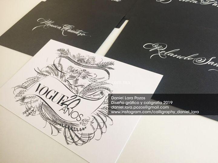Rotulación y Caligrafía Artística