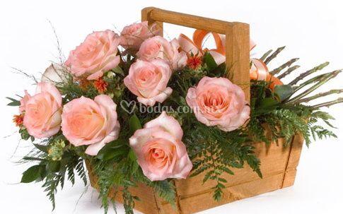 Rosas tipo ramo