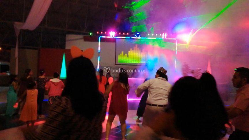 Hora del baile