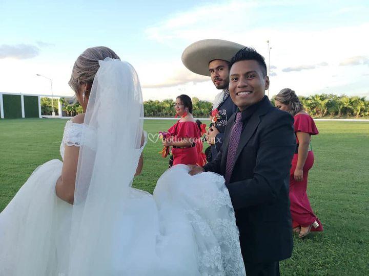 Wedding M&E 10/10/18