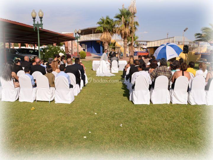 Los ceremonia.