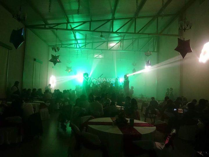 Iluminación robótica