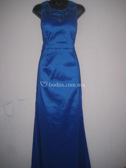 Vestido Pamela talla 10