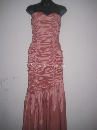 Vestido Princesa talla 2
